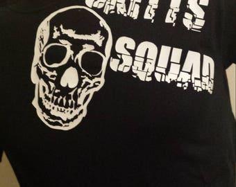 Skitts Squad Skull Logo