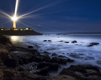Pigeon Point Lighthouse (California Coast)