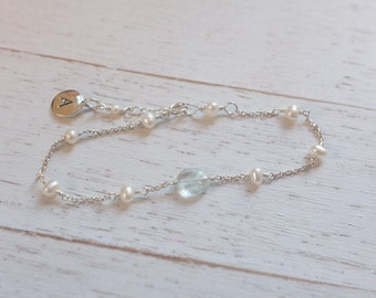 Baby birthstone bracelet-toddler bracelet,birthstone bracelet -baby bracelet personalized-infant bracelet,girl gift,personalized gift