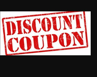 Coupon code etsy coupon codediscount code fandeluxe Images