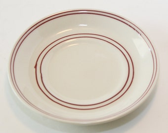 Hartstone USA Small Plate/Saucer, Vintage Restaurant Ware, Mint Condition, 6""