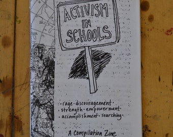Activism in Schools: A Compliation Zine