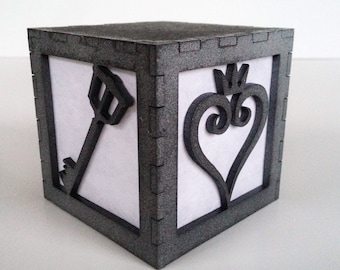 Kingdom Hearts light box