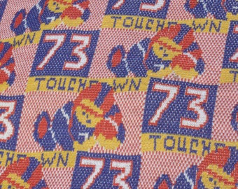 Football Player Juvenile Thick Fabric
