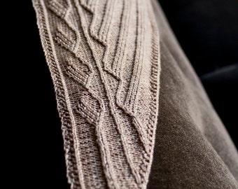 Looking-Glass Shawl / Wrap