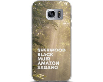 Famous Forests Samsung Case