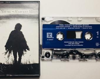 Neil Young : Harvest Moon (Cassette Tape)