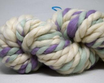 Handspun yarn | HEATHER | 180g | merino
