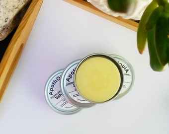 Organic Sun Kissed Lotion Bar - Solid Lotion Balm, Old Fashioned & Non Greasy, Moisturizer, Body, Skin and Face Cream