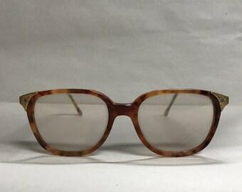 Alpina retro vintage eyeglasses frame