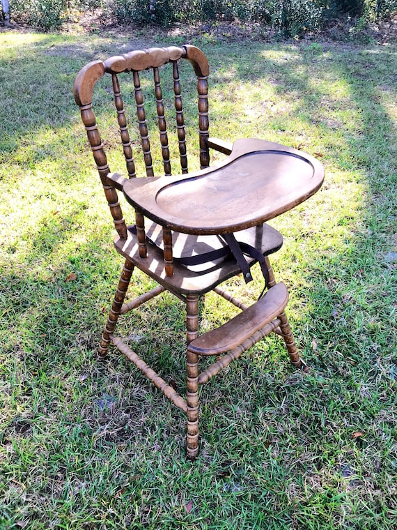 jenny lind high chair wooden child s high chair wooden