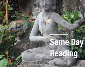Same Day/Emergency Intuitive Reading