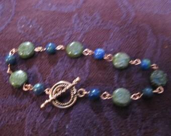 The Copper Line Bracelet