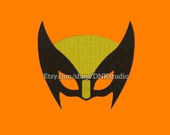 Wolverine Machine Embroidery Design - 6 Sizes - INSTANT DOWNLOAD