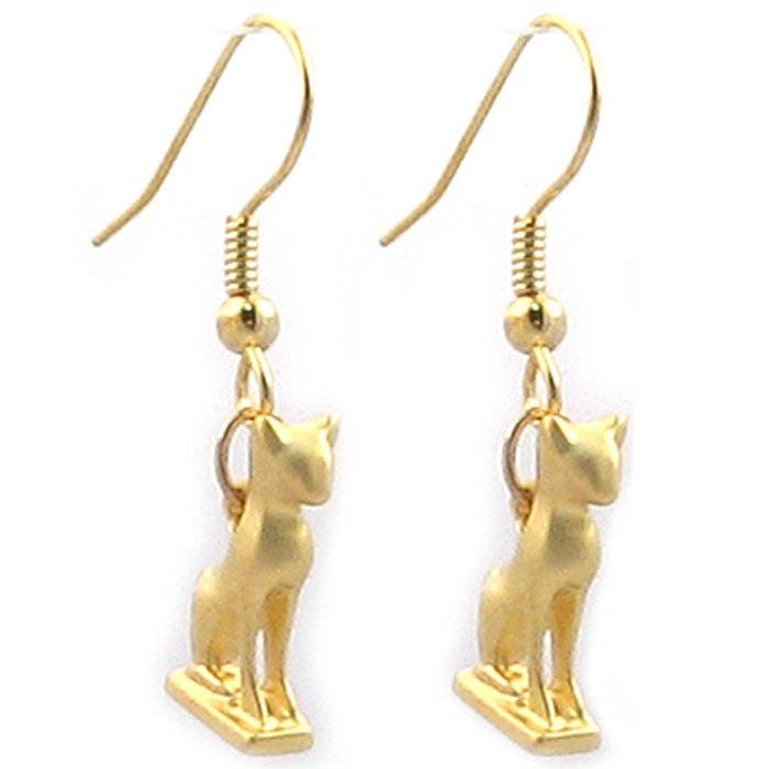 cut laser m earrings poshmark of egyptian gold listing ancient eye jewelry ra