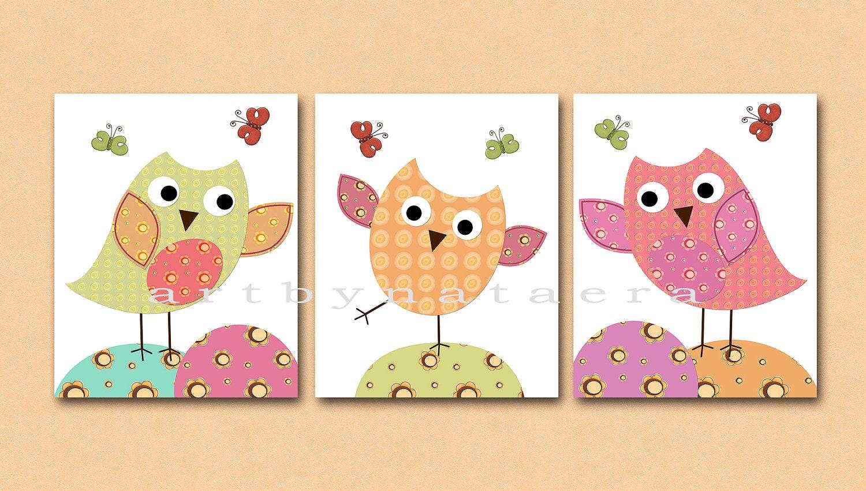 Kids decor kids wall art baby girl room decor nursery print for Kids room planner