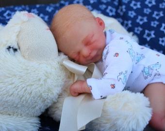Reborn baby zane by marita winters