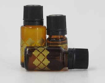 10 ml - 100% Natural Essential Oils - Aromatherapy, Diffuser Oils, Vegan