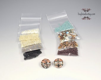 Inspiration Kit #10, Polymer Clay, Crystals