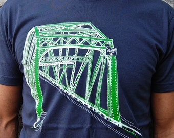 Truss Bridge tee (Retired)