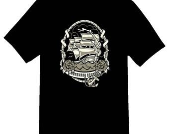 Ship homeward bound tee shirt 08012016