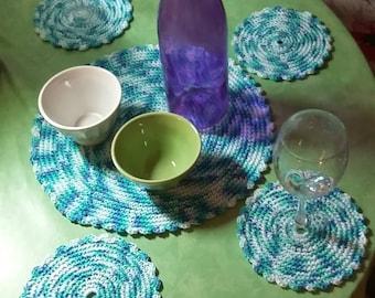 decorative drink set
