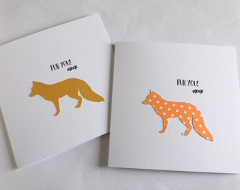Fur You Card