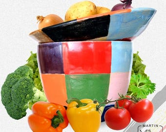 """""""Martin's Cook""""Multicolored!"""" New design concept of cooking with natural and ancestral knowledge """"."""