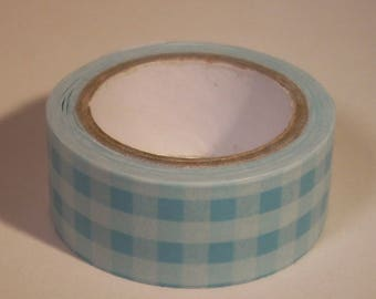 Blue tape with tiles 15mm x 5 meters