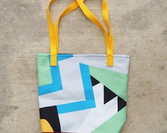 Wakulla dazzle camouflage tote bag (Limited edition)