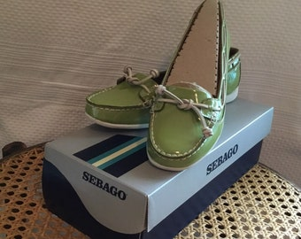 Sabago Patent  Loafers size 6.5m