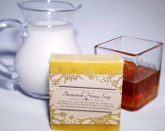 Buttermilk Honey