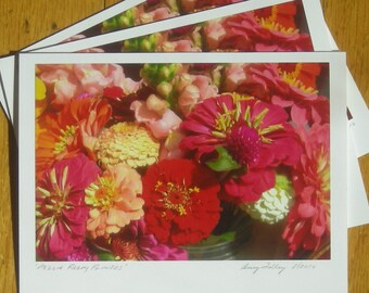 Bouquets, Pezza Farm, R.I.