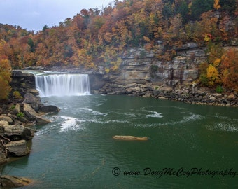 Autumn at Cumberland Falls State Park. #5117