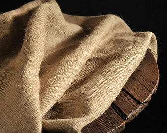 Burlap Fabric by meter