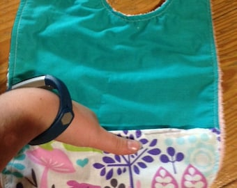 toddler bib baby bib pocket bib