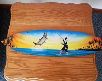 Surfboard - Fly Fisherman