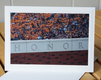 Photo Greeting Card | Handmade Card | Blank Card | Photo Note Card | Photography Card | Blank Photo Card | TCF Stadium | Minnesota Gophers