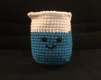 Crochet Beaker