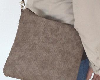 Simple crossbody bag, Shoulder bag