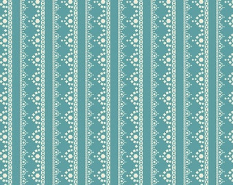 Lace Edge Dust fabric (sold in 1/2 yard increments) from From Millie Fleur by Bari J. (Art Gallery Fabrics)