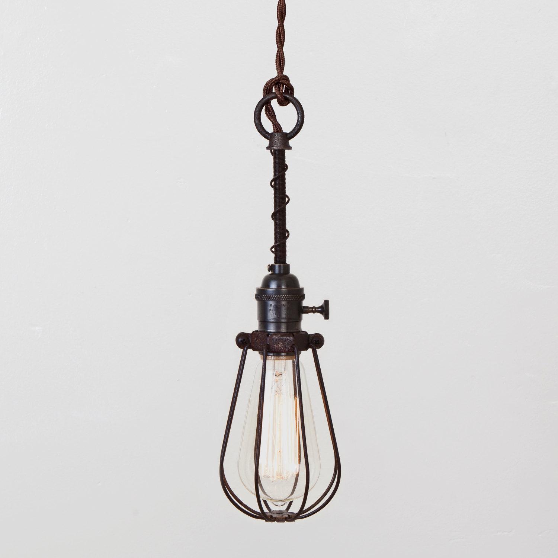 Pendant Lighting Industrial Pendant Light Restaurant