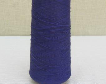 Purple Signal Thread / SIG-TEX Polyester Thread / Spool of Purple Thread / Sewing Thread / Dark Purple / Thread Spool / Sewing Notion