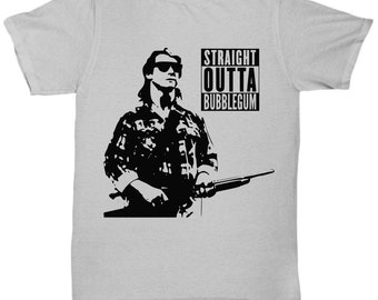 They Live T-Shirt Grey