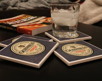 Guinness Extra Stout Coasters