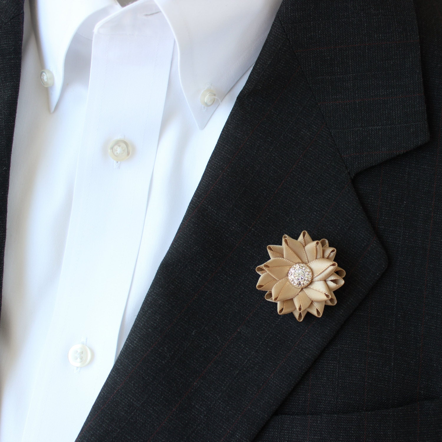 thestyledoodler the nehru brooch suit jacket