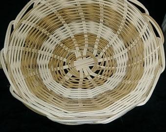 Cherokee style double wall basket