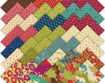 Lucky Day by Momo for Moda Charm Pack 42 5 inch squares