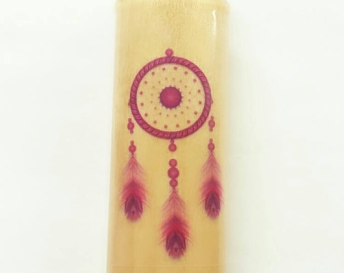 Dream Catcher Dreamcatcher  BIC Lighter Case Holder Sleeve Cover
