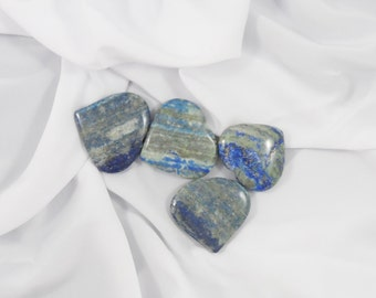 Lapis Lazuli Heart Large